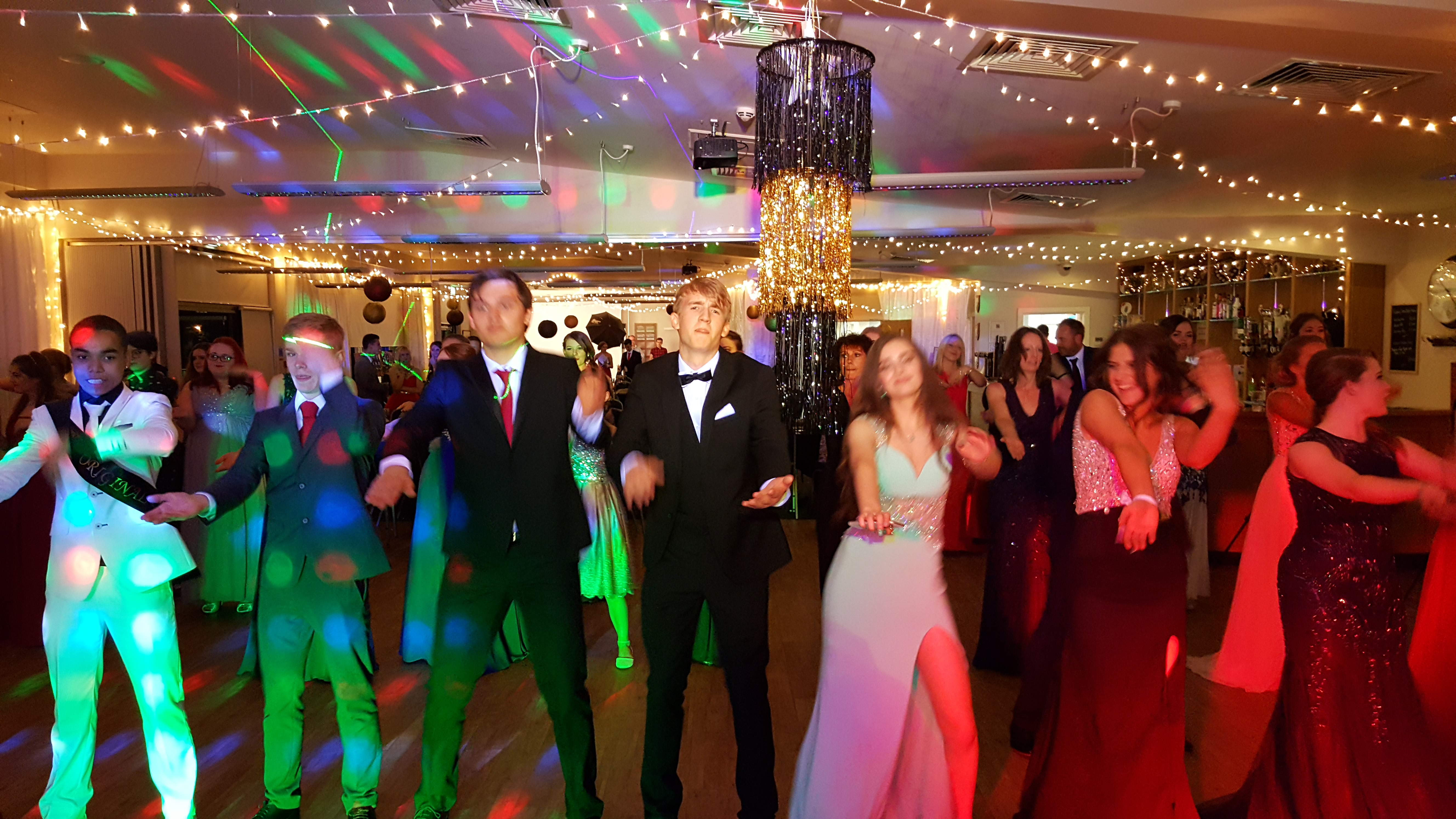 School Prom And Leavers Parties Professional Dj Hire